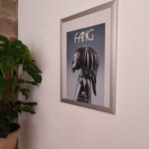 Cadre format moyen – Affiche FANG