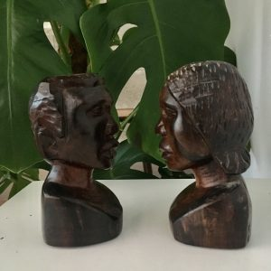 Statuettes Africaines Homme & Femme