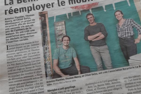 Photo article l'Est Republicain